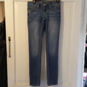 Mossimo Mid-Rise Straight Leg Jeans